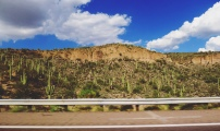 Interstate 17 to Flagstaff, Arizona